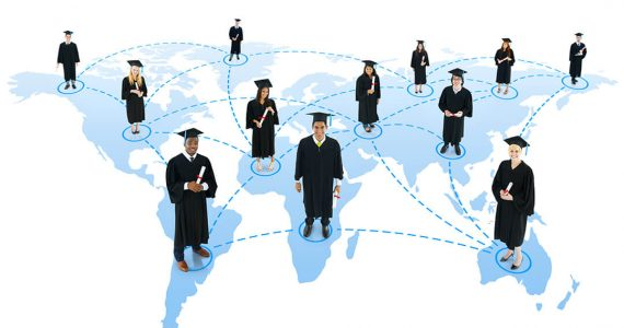 Excellent support for international students